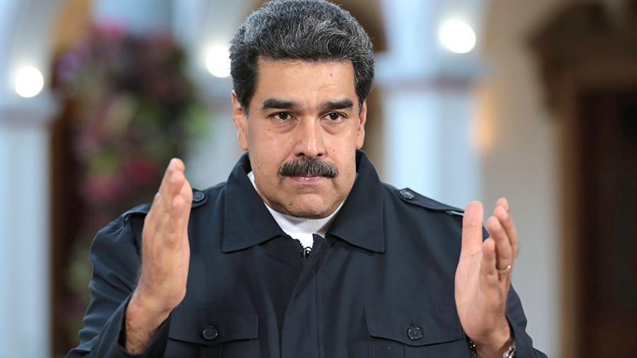 Мадуро выступил за проведение досрочных парламентских выборов