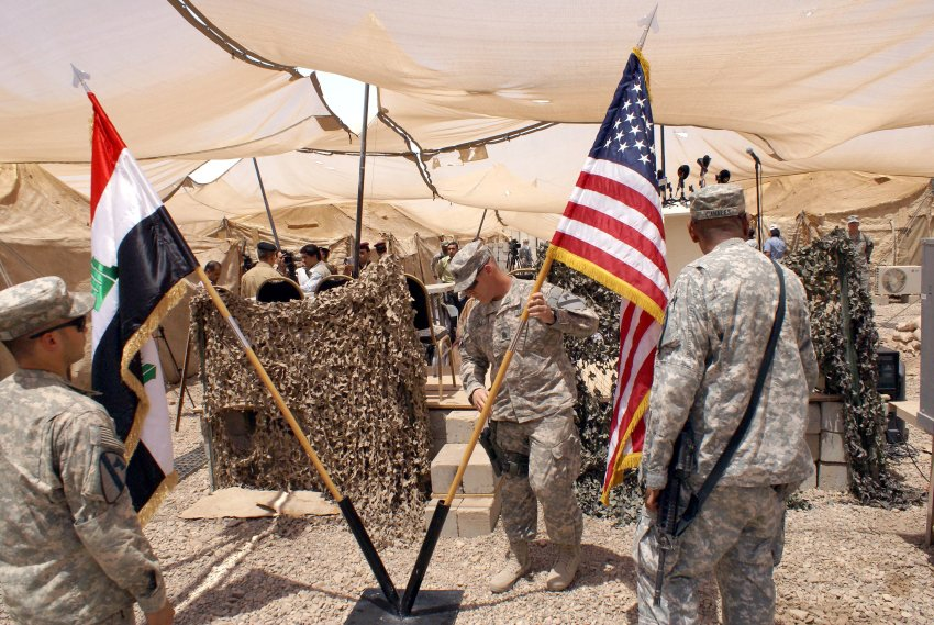 В Ираке заявили, что не позволят США использовать свою территорию для слежки за Ираном (Парламент Ирака рассмотрит проект разрыва соглашения по безопасности с США)