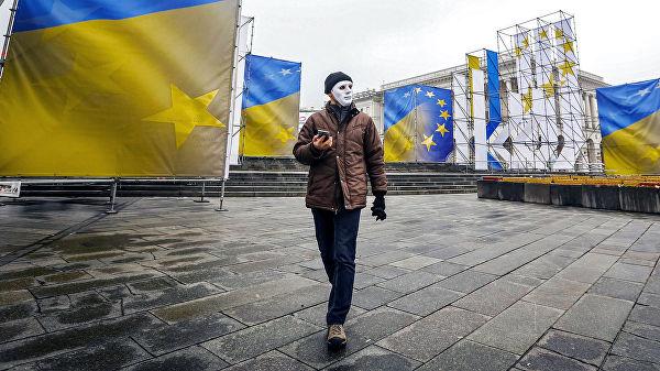 Рада закрепила в конституции курс на вступление Украины в Евросоюз и НАТО