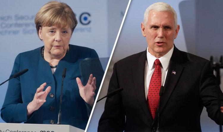 Меркель отвергла предложение США направить корабли в Керченский пролив