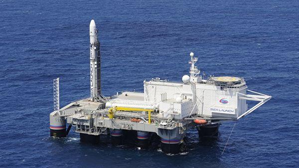 """Источник: """"Морской старт"""" планируют перебазировать из США на Дальний Восток"""