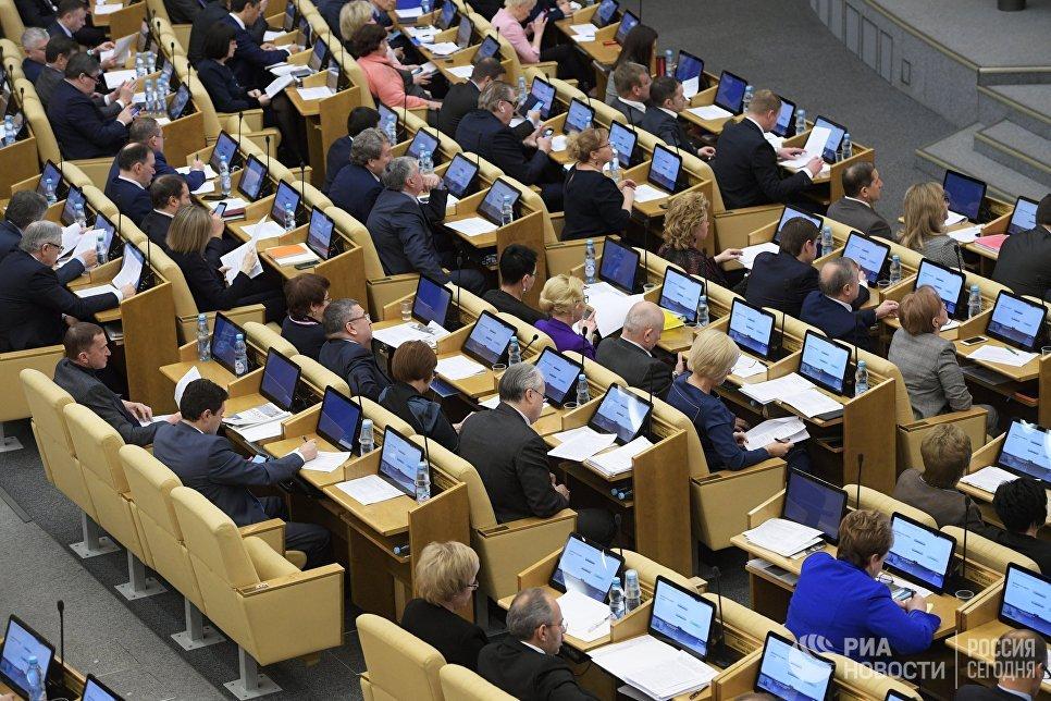 Госдума приняла закон о суверенном интернете