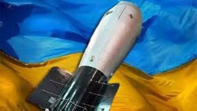 ''...ничего не запрещает Украине разрабатывать тактическое ядерное оружие'' (Украинский эксперт предложил установить на границе с РФ ядерные мины)