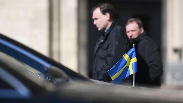 Россия выслала двух шведских дипломатов