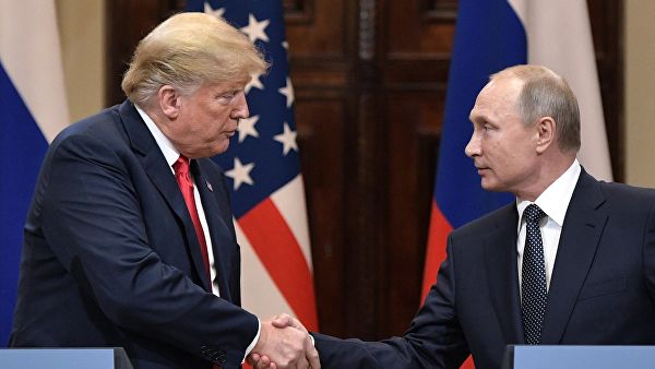 Вашингтон запросил встречу Путина и Трампа, пишут СМИ