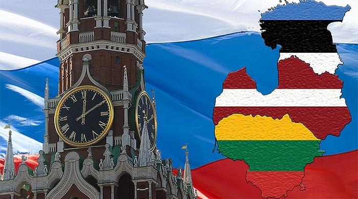 Россия показала на Грузии, как будет вести себя с Прибалтикой