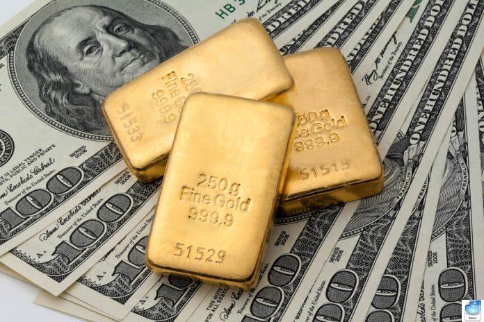 Рост цен на золото предсказывает печальную участь доллара