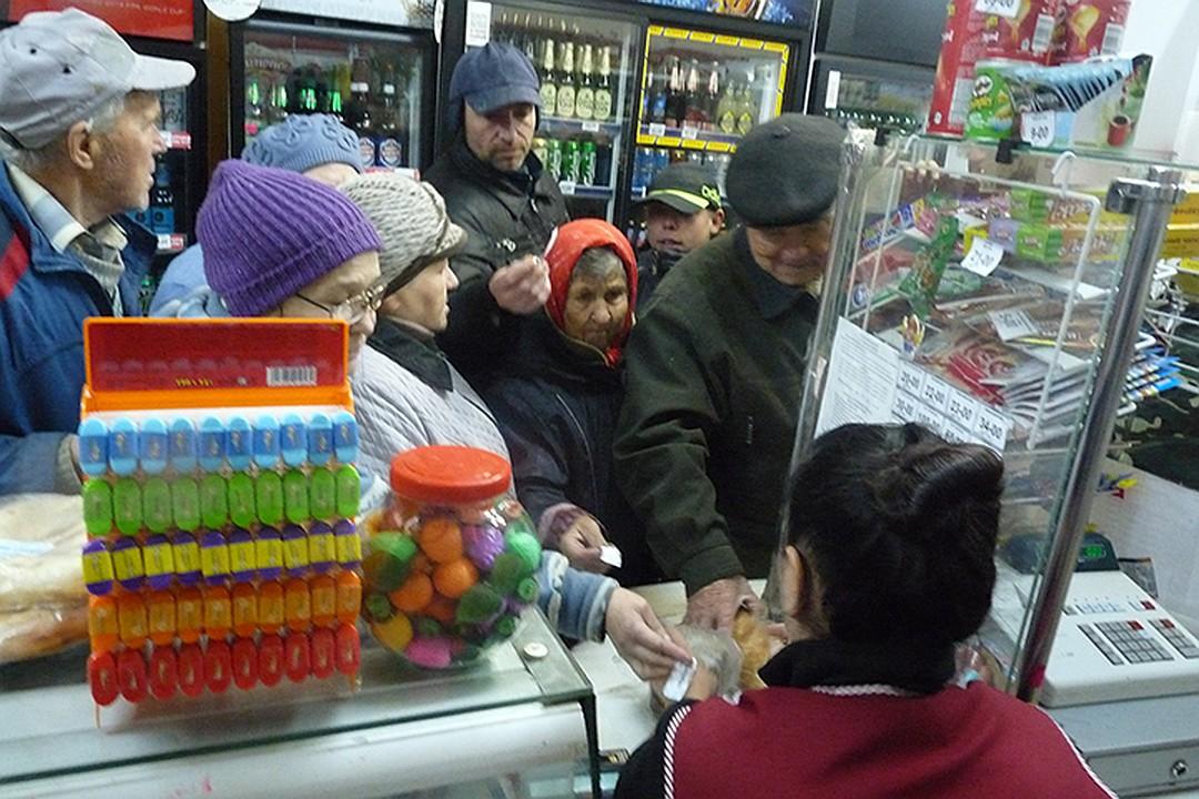 Ушел из жизни Мамуд Шавершян - житель Струнино, 10 лет бесплатно раздававший хлеб бедным (Он помогал малоимущим и многодетным в Москве и Владимирской области)