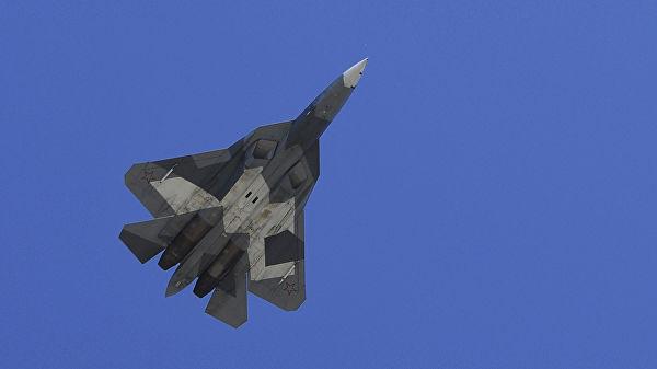В России началось серийное производство истребителей Су-57