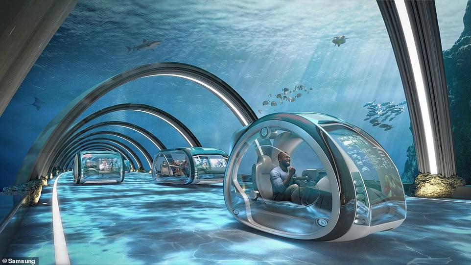 [Прогноз] The Daily Mail: Как будет выглядеть мир через 50 лет