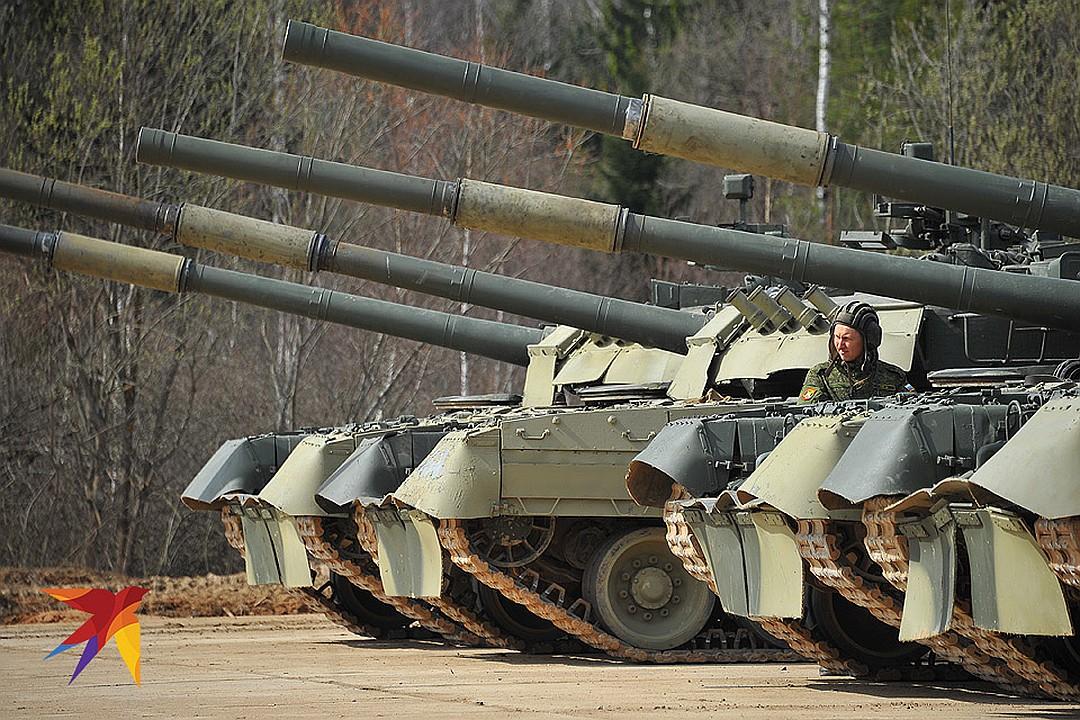"""Американцы посчитали танки у России и НАТО (Отчего-то у американских экспертов при этом """"раздвоилось"""" в глазах. Мы даже знаем - почему)"""