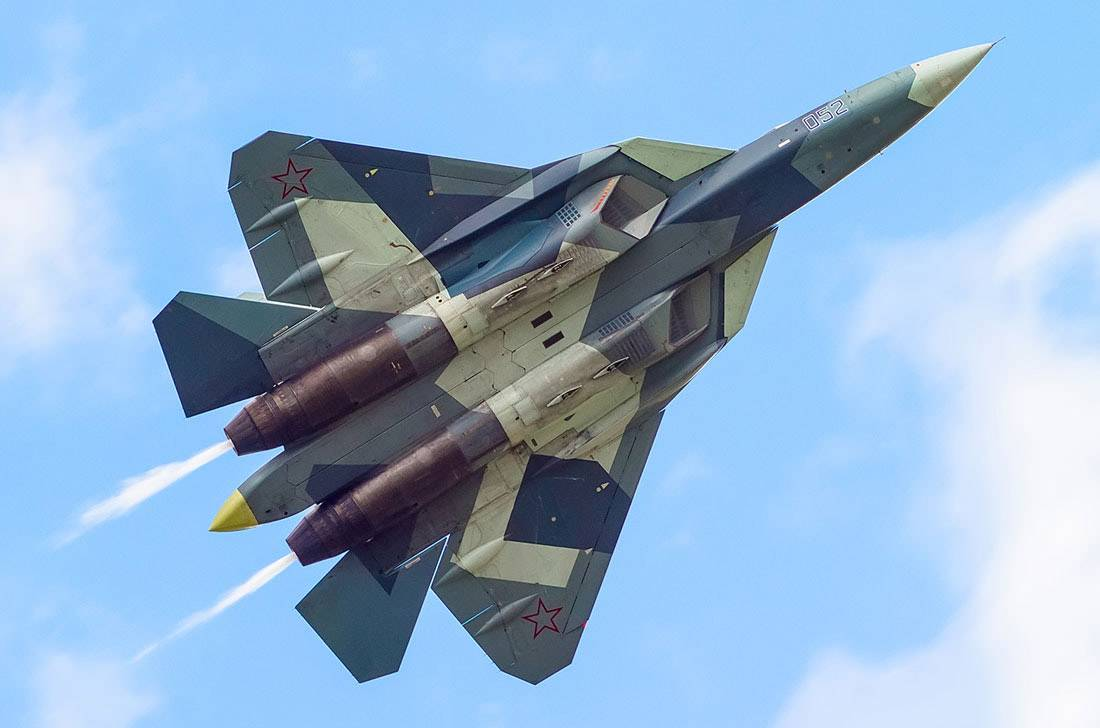Felon (преступник): В НАТО классифицировали Су-57