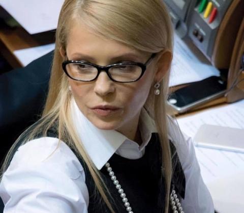 Юлия новая прическа