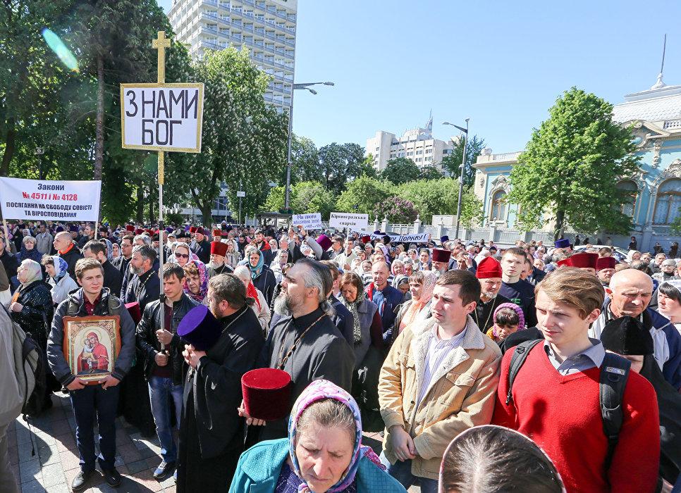 """[""""Быть святее Папы Римского""""?] Украинского посла вызвали к папе римскому из-за """"церковных законопроектов 4128 и 4511"""""""