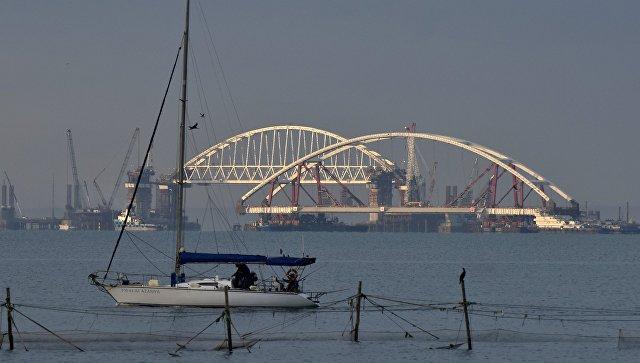 [Арка-2 в пути] Комментарии специалистов о транспортировке автодорожной арки Керченского моста