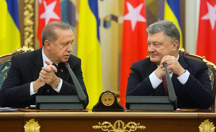Крым никогда и не был Украиной. Президент Федерации крымско-татарских обществ в Турции Унвер Сель (nver Sel) прокомментировал для Cumhuriyet заявление президента Тайипа Эрдогана