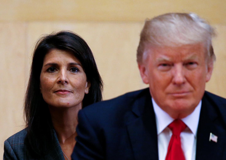 [Пригрел...] AP: Хейли привела Трампа в ярость своей позицией по поводу домогательств: постпред США при ООН заявила, что обвиняющие политика в домогательствах женщины должны быть услышаны