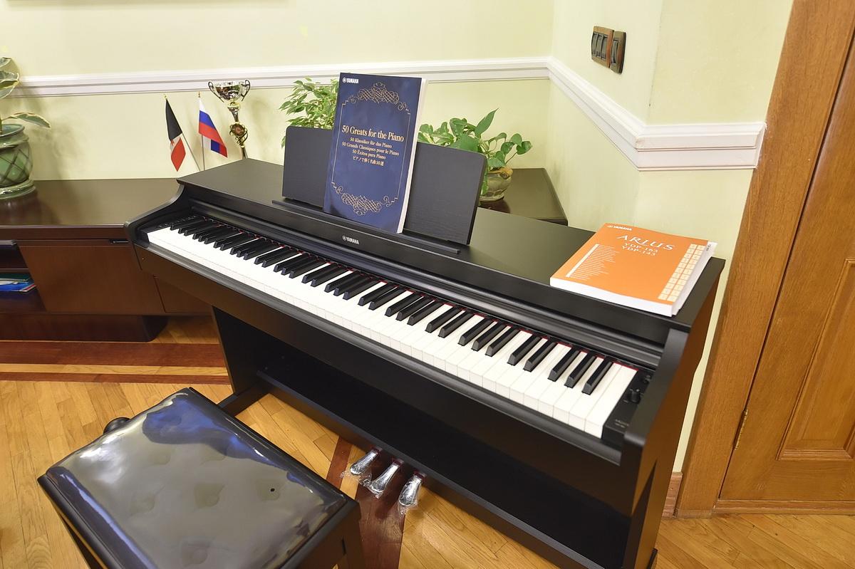 [Доброе дело] В День Конституции России юная пианистка из деревни Мещеряки Завьяловского района получила подарок от Президента России