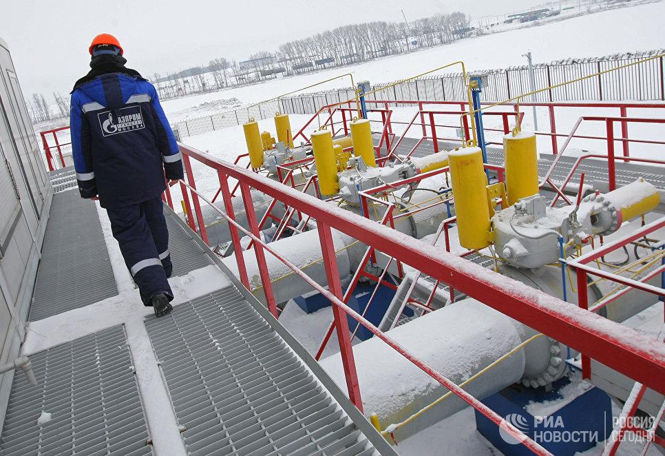 """""""Газпром"""" увеличивает поставки российского газа в Европу, ставя рекорды третий год подряд"""