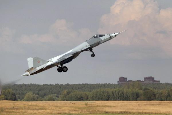Истребитель Су-57 получит абсолютное оружие