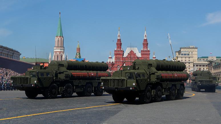 """[""""Триумф""""альное шествие] Al Jazeera: Россия не откажется от поставок Катару С-400, несмотря на недовольство Эр-Рияда"""