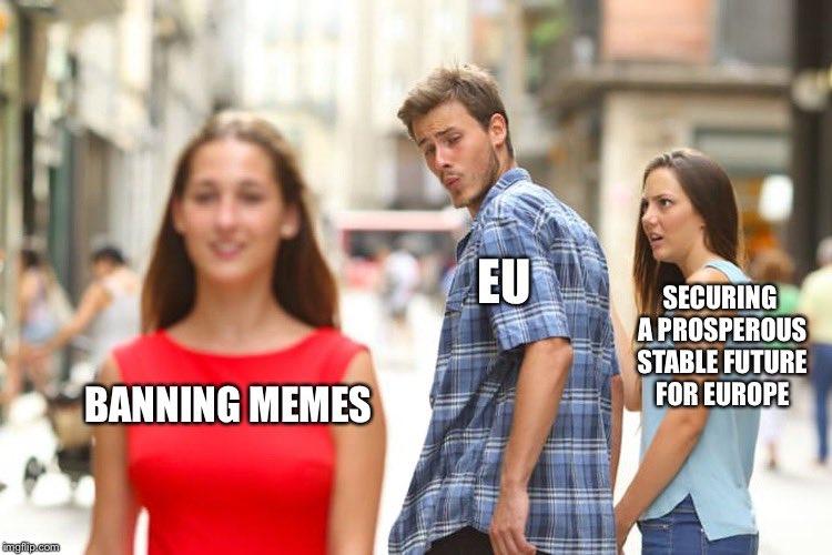 Без лола и кека: почему новые законы ЕС могут привести к запрету мемов. Под угрозой оказались не только любимые картинки, но и весь интернет, каким мы его знаем