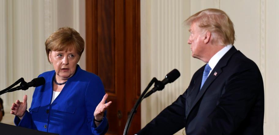"""""""Ваш газ неконкурентоспособен"""". Германия заявила, что ей не нужен американский газ и вовсе не потому, что она зависит от России"""