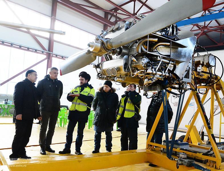 Испытания первого в мире полностью алюминиевого двигателя успешно завершились в Новосибирске