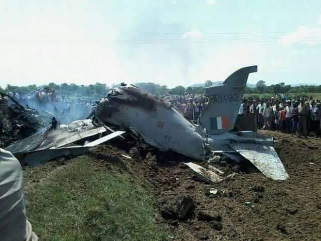Военно-воздушные силы Индии сбили пакистанский истребитель F-16, который нарушил воздушное пространство страны