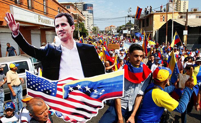 """Венесуэла: """"Откуда взялись типичные ультиматумы имперских времен?"""" (Le Monde, Фоанция)"""