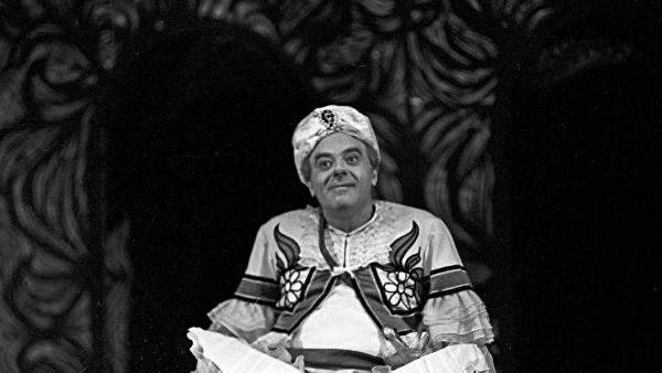 Умер Владимир Этуш. Народный артист СССР скончался на 97-м году жизни