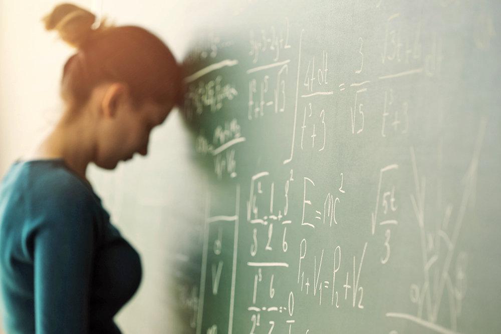[Исследование] Большинство учителей (73%) отмечает, что работать им становится все труднее