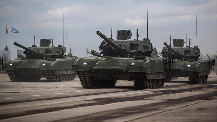 """В США нашли у России танк мощнее """"Арматы"""""""