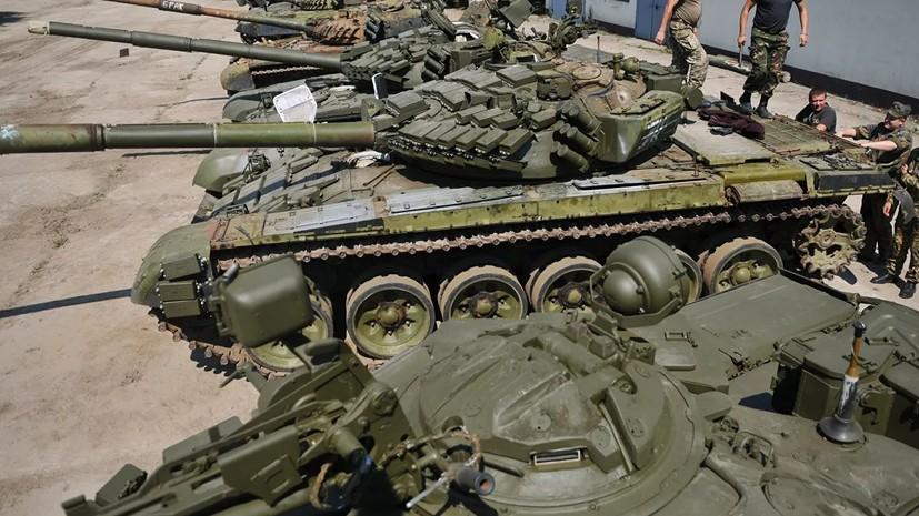 Президент Украины Владимир Зеленский заявил, что шокирован тем, что харьковский завод имени В.А. Малышева с 2009 года выпустил только один танк для Вооружённых сил Украины