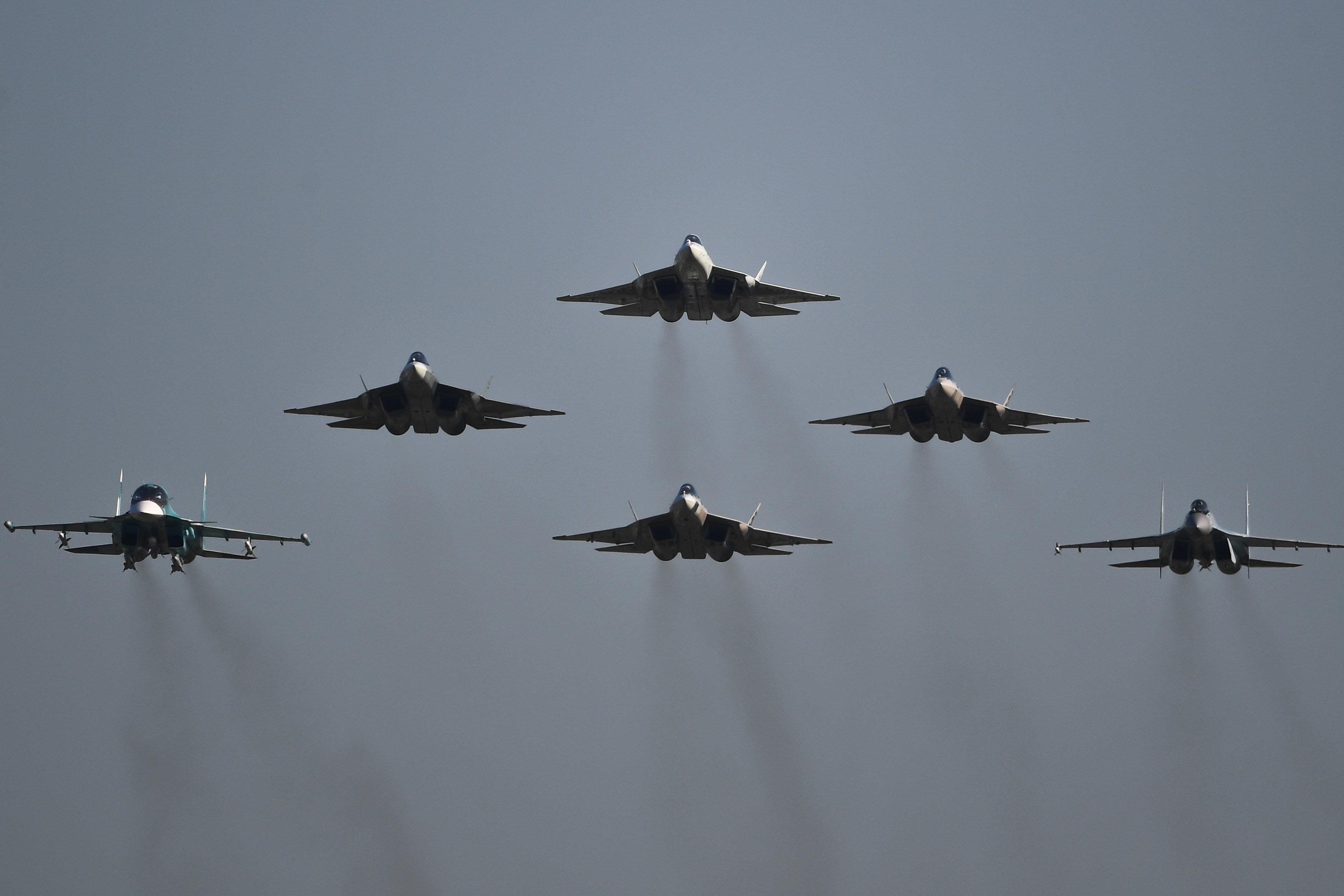 Россия вошла в тройку крупнейших военно-воздушных держав мира: в США опубликовали рейтинг стран с самыми сильными ВВС за 2019 год