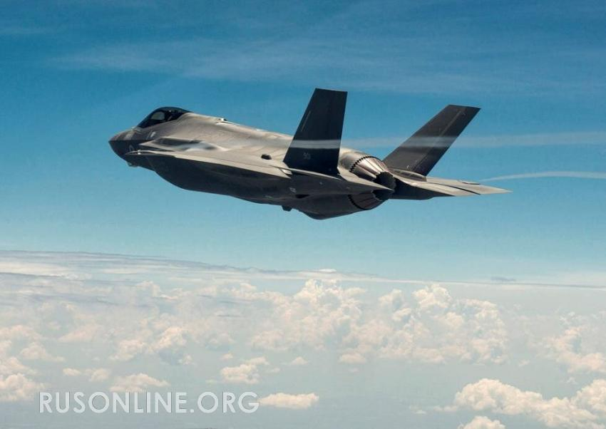 Израильский самолет-невидимка F-35 дал сбой. Российские системы ПВО отследили и изучили его: закрытые каналы передачи данных считывались всеми системами отслеживания, включая гражданские FlightRadar24