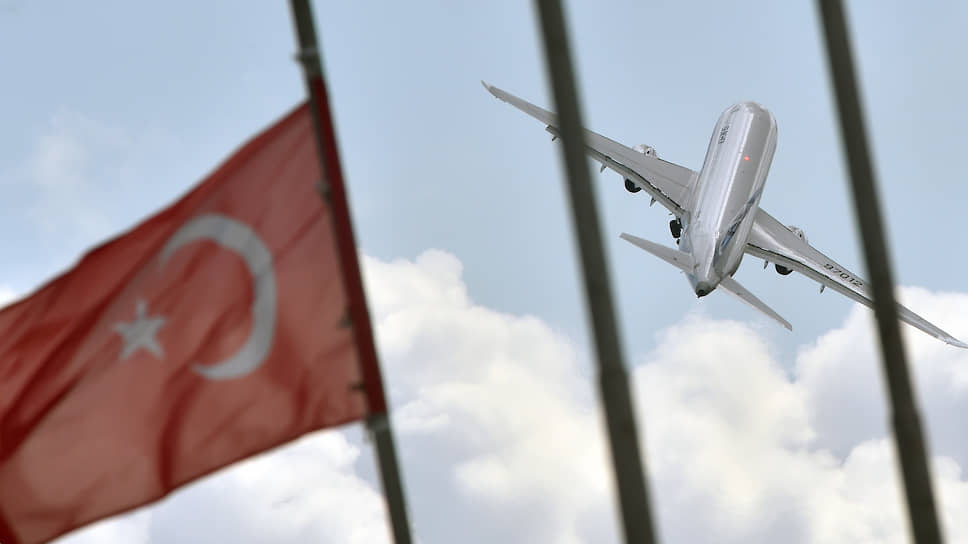 Россия ограничивает полеты в Турцию, а также во Вьетнам, Таиланд, Индонезию и Японию