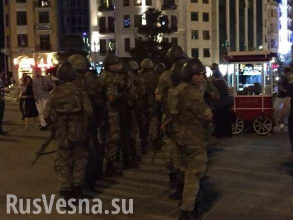 Турецкие власти провели массовые аресты крымскотатарского и северокавказского бандподполья для выдачи России