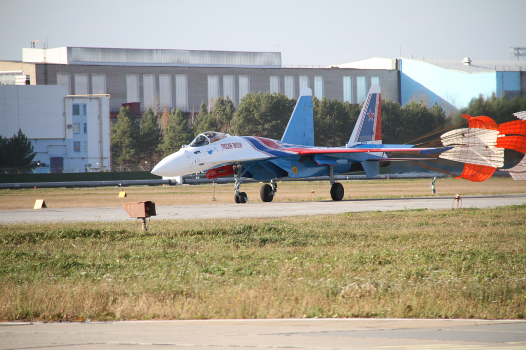"""""""Русские витязи"""" получат Су-35С"""