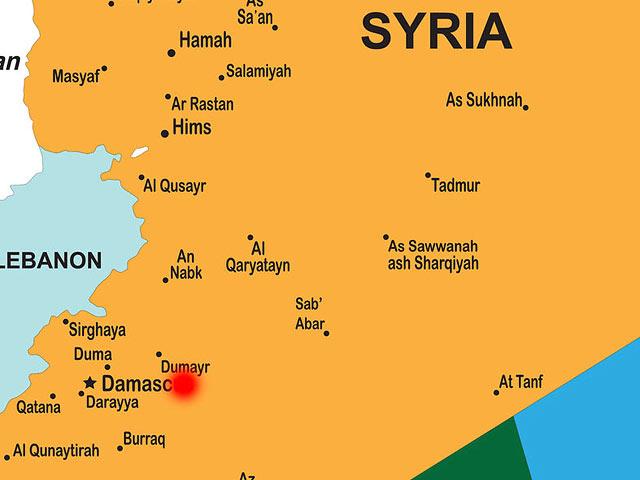 Армия Израиля уничтожила под Дамаском сирийскую зенитную батарею российского производства