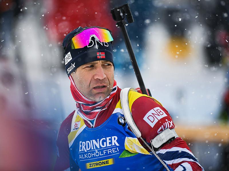 Легендарный биатлонист Уле-Эйнар Бьорндален не смог отобраться на седьмую Олимпиаду