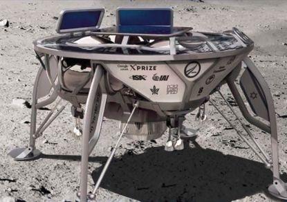 Впервые: Израиль отправил в космос лунный аппарат