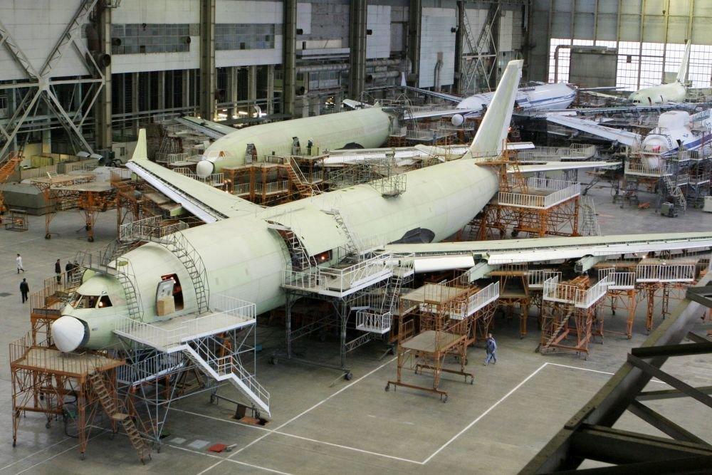 В Воронеже построят самый большой самолет в России