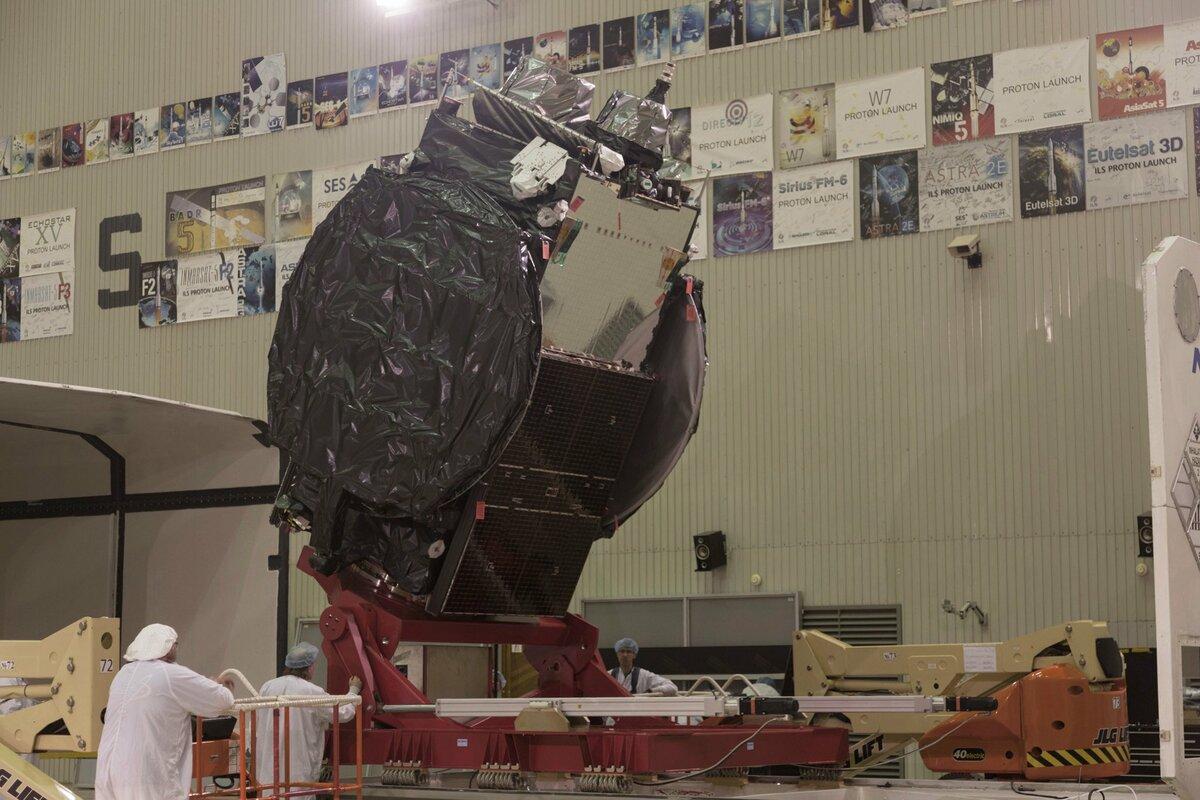 Спутники оснастят USB-портом для обслуживания и доработки в космосе