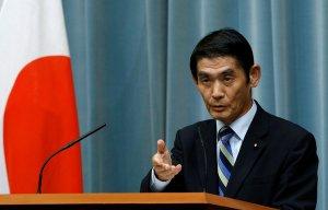 Японский министр был вынужден извиняться за хамство на пресс-конференции