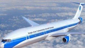 NASA форсирует разработку турбоэлектрического двигателя для самолетов