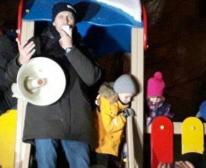 Мэрия Саратова сообщила о вторжении Навального на чужой митинг