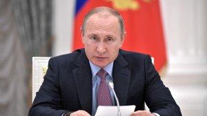 Путин признал, что ЦБ - структура независимая от Правительства РФ