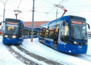 [Фейк] Европейские трамваи, купленные Кличко в Польше, оказались российскими