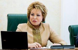 Матвиенко: МОК и WADA нужна реформа, они не действуют в рамках демократических процедур